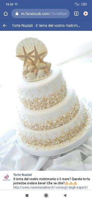 Torta nuziale 4