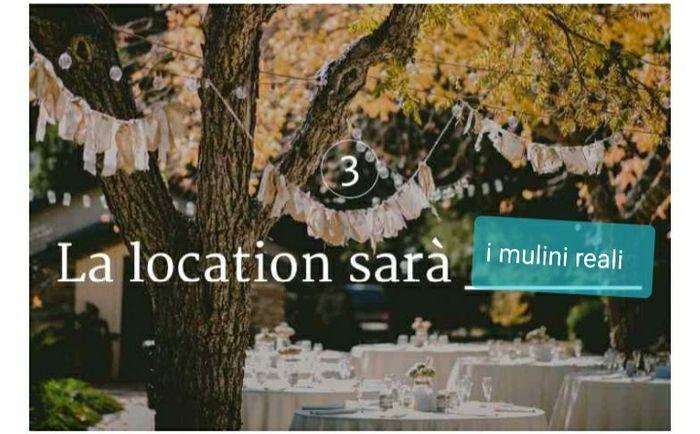La location sarà ___ 2