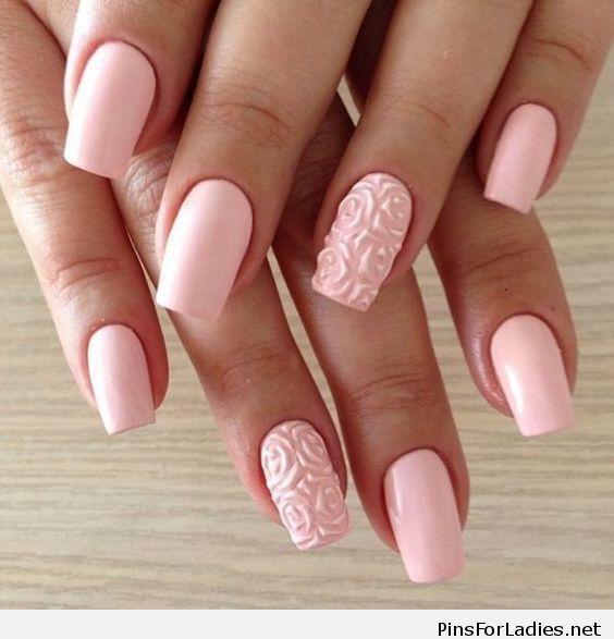 Unghiette .... pink 🎗️ 1
