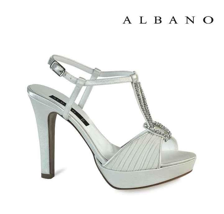 scarpa sposa