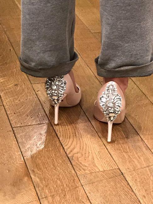 Le mie scarpe color cipria! - 1