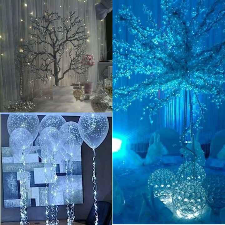 Matrimonio d'inverno... ispirazione Frozen ❄️❤️ - 11
