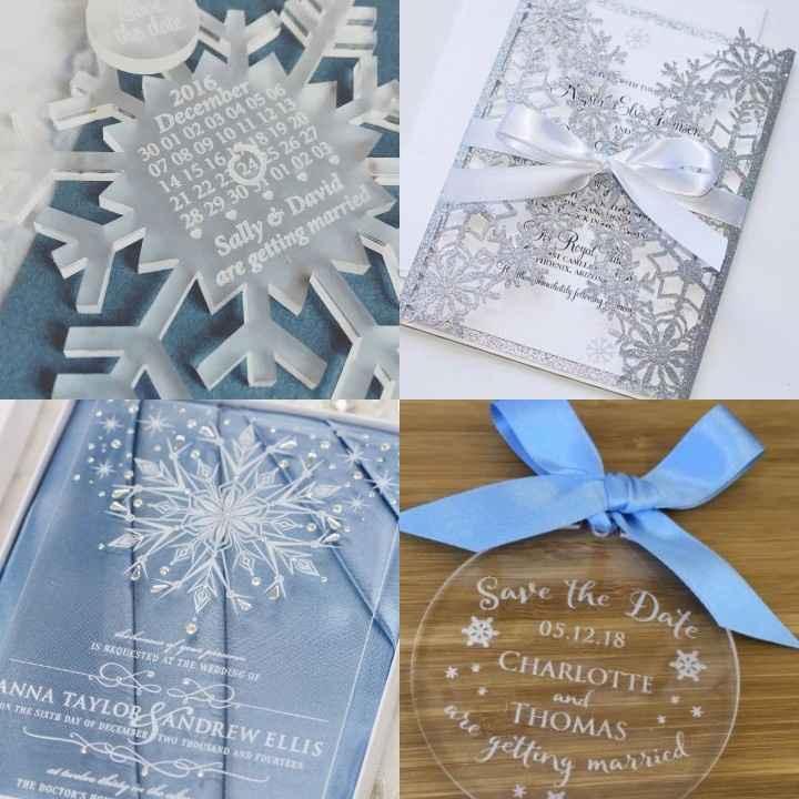 Matrimonio d'inverno... ispirazione Frozen ❄️❤️ - 12