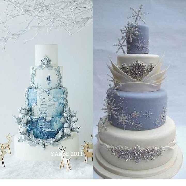 Matrimonio d'inverno... ispirazione Frozen ❄️❤️ - 14