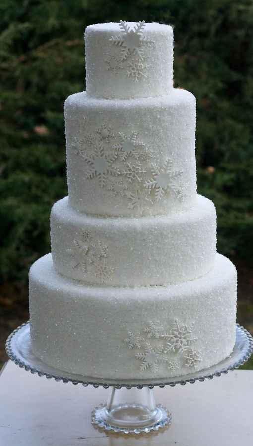 Matrimonio d'inverno... ispirazione Frozen ❄️❤️ - 15
