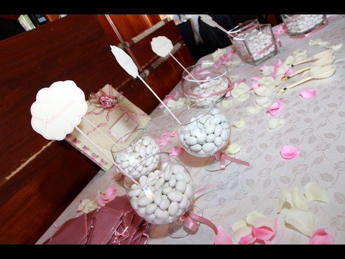 Amato Etichette confettata - Fai da te - Forum Matrimonio.com FK93