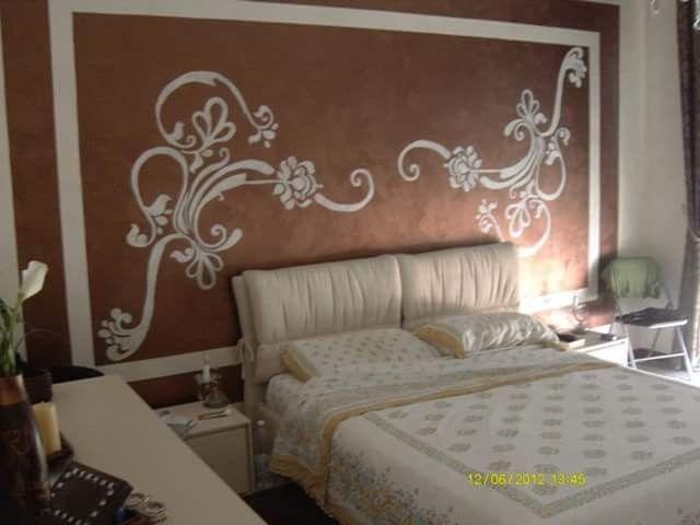 Stencil Camera Da Letto. Awesome Stencil Muro Camera Da Letto Next ...