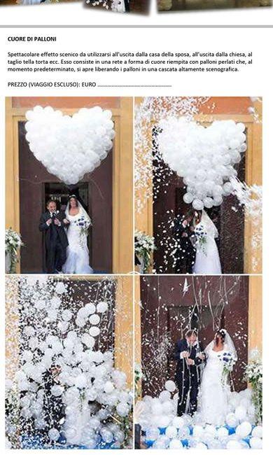 Popolare Palloncini! - Organizzazione matrimonio - Forum Matrimonio.com ZL53