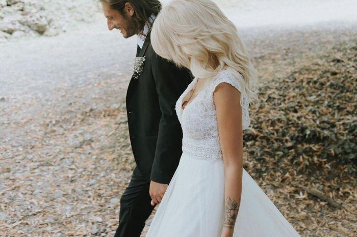 Ecco alcune foto ufficiali del nostro matrimonio 🌸 - 8