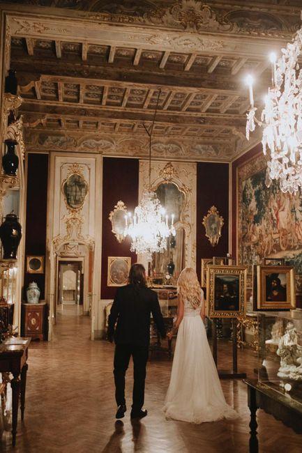 Ecco alcune foto ufficiali del nostro matrimonio 🌸 - 11
