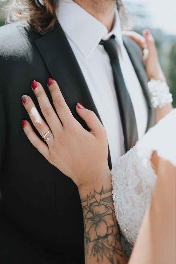 Ecco alcune foto ufficiali del nostro matrimonio 🌸 - 5