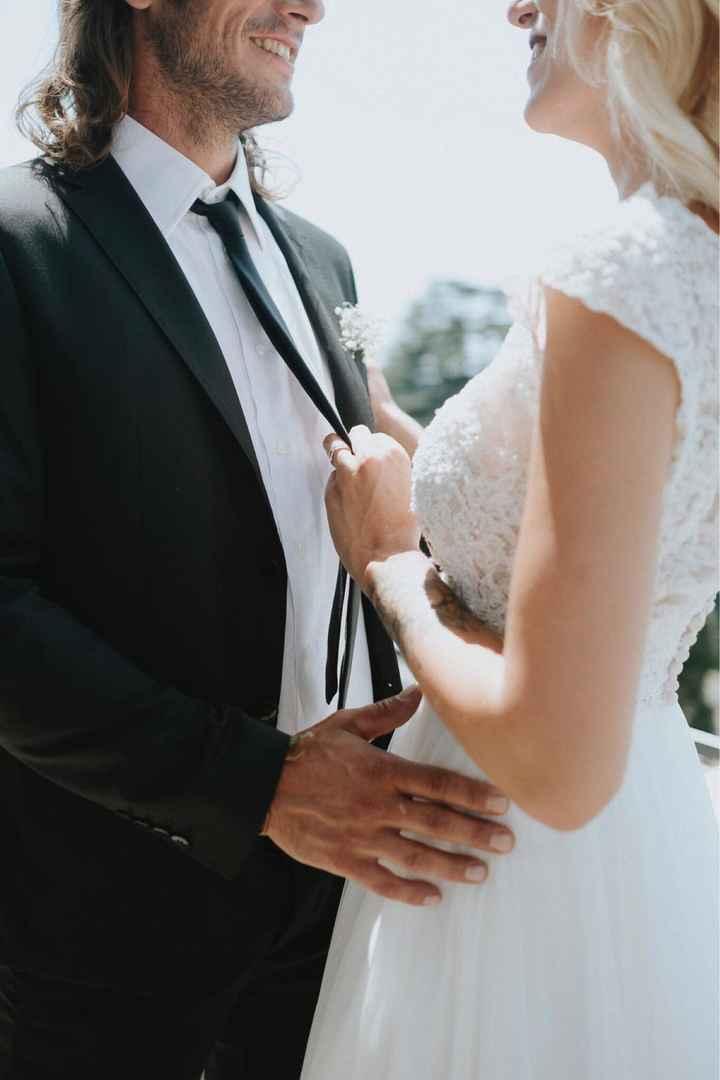 Ecco alcune foto ufficiali del nostro matrimonio 🌸 - 6