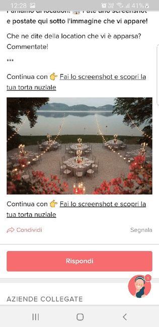 Fai lo screenshot e scopri la tua location 29