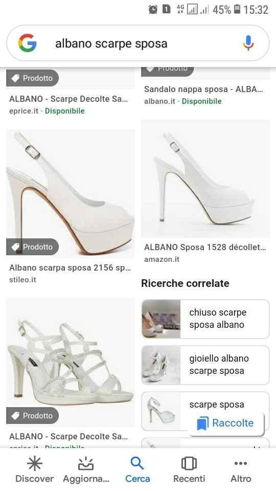 Help me scarpe - 1