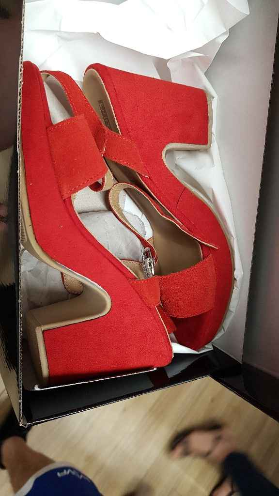 Scarpa Rossa per il matrimonio? - 1