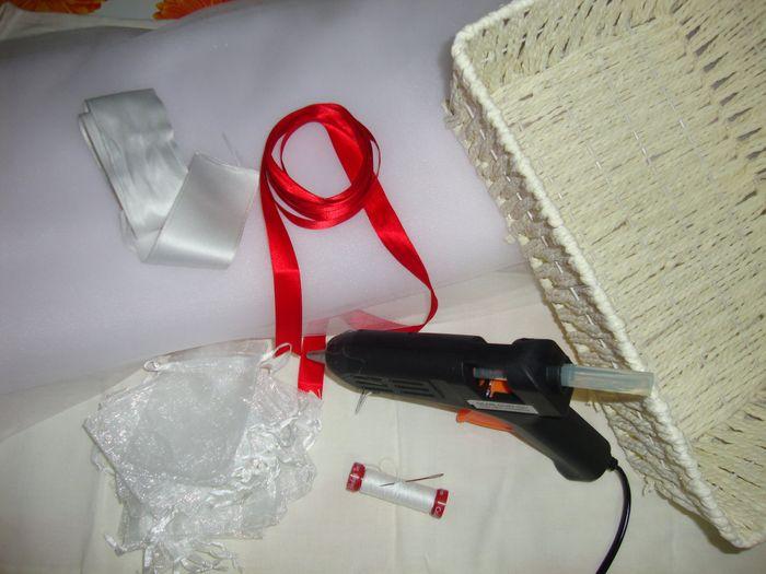 Come decorare i cesti fai da te forum - Cesti porta bomboniere matrimonio ...
