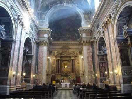 La mia chiesa: Santa Francesca Romana, Roma! E voi, chiesa o comune? - 1