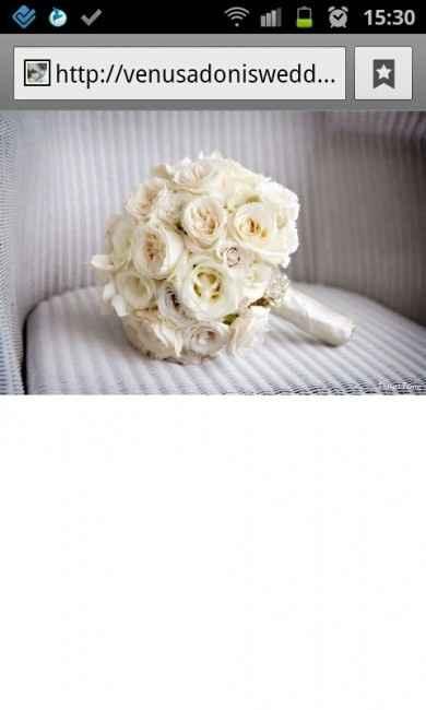 Foto boquet bianchi - 1