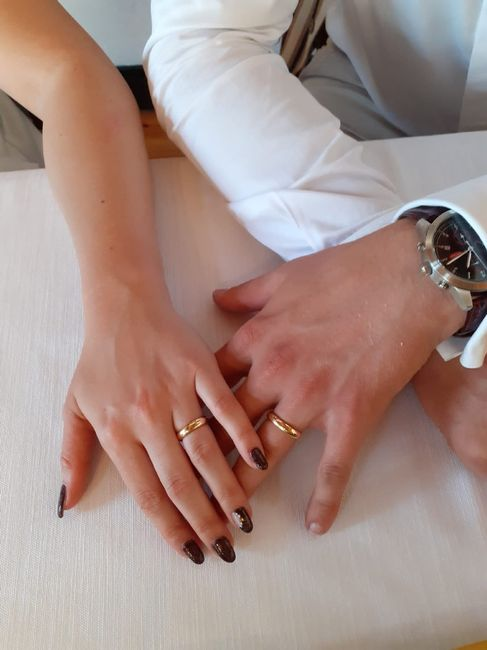 23.05.2020 matrimonio con rito civile al tempo del Covid-19. 5