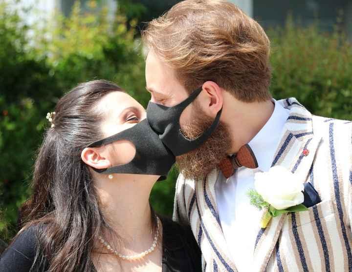 23.05.2020 matrimonio con rito civile al tempo del Covid-19. - 1