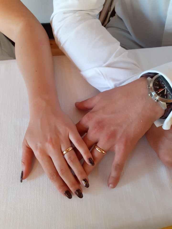 23.05.2020 matrimonio con rito civile al tempo del Covid-19. - 5