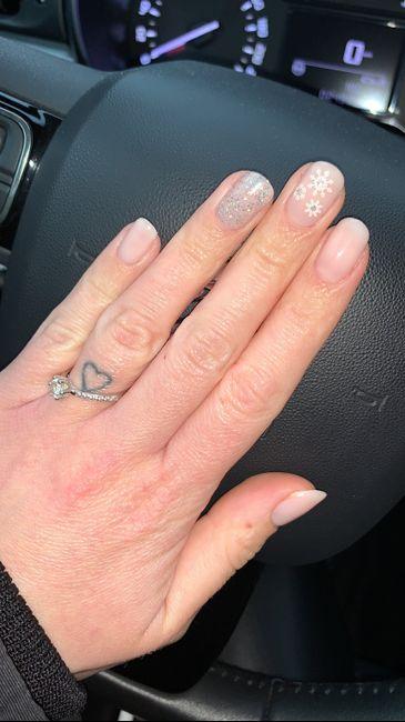 unghie sposa 15