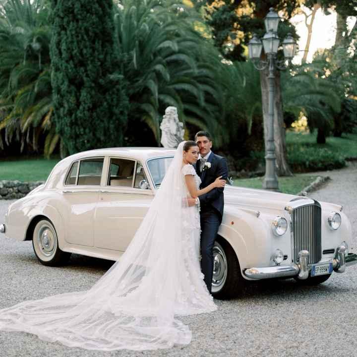 Auto delle nozze - 1