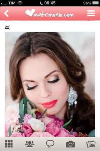 I make-up sposa più belli di questa settimana! scegli il tuo! - 1