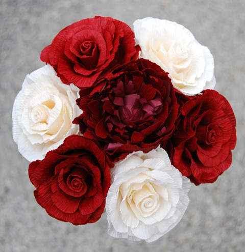 Per tt le sposine che hanno scelto il bianco e rosso - 24
