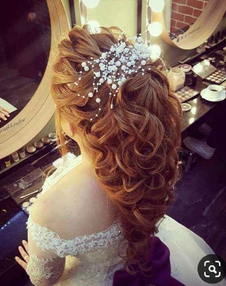Accessorio capelli - 3