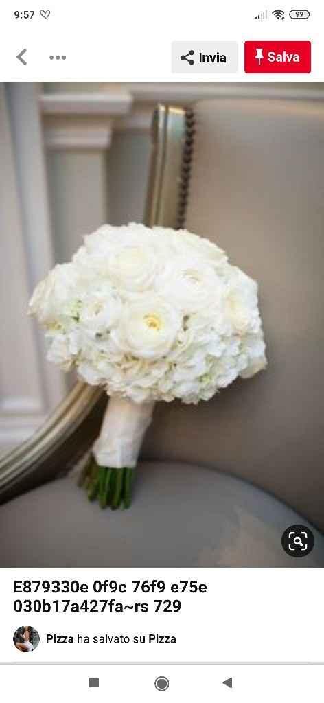Boquet rose bianche ... Dubbi 😅 - 3