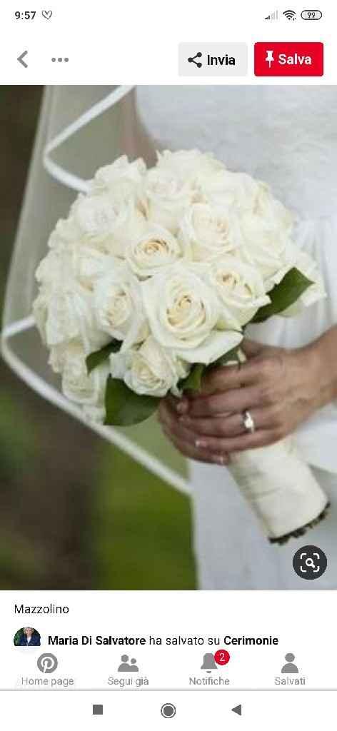 Boquet rose bianche ... Dubbi 😅 - 5