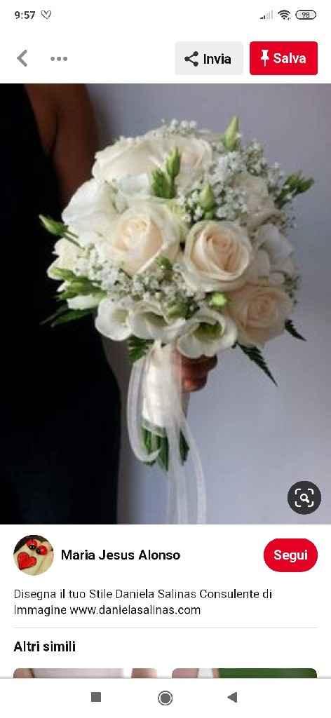 Boquet rose bianche ... Dubbi 😅 - 6