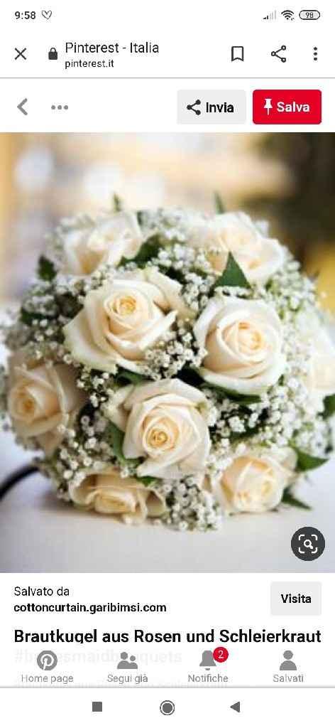 Boquet rose bianche ... Dubbi 😅 - 7