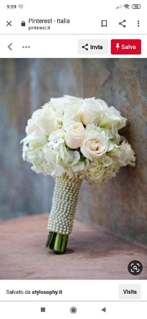 Boquet rose bianche ... Dubbi 😅 - 10