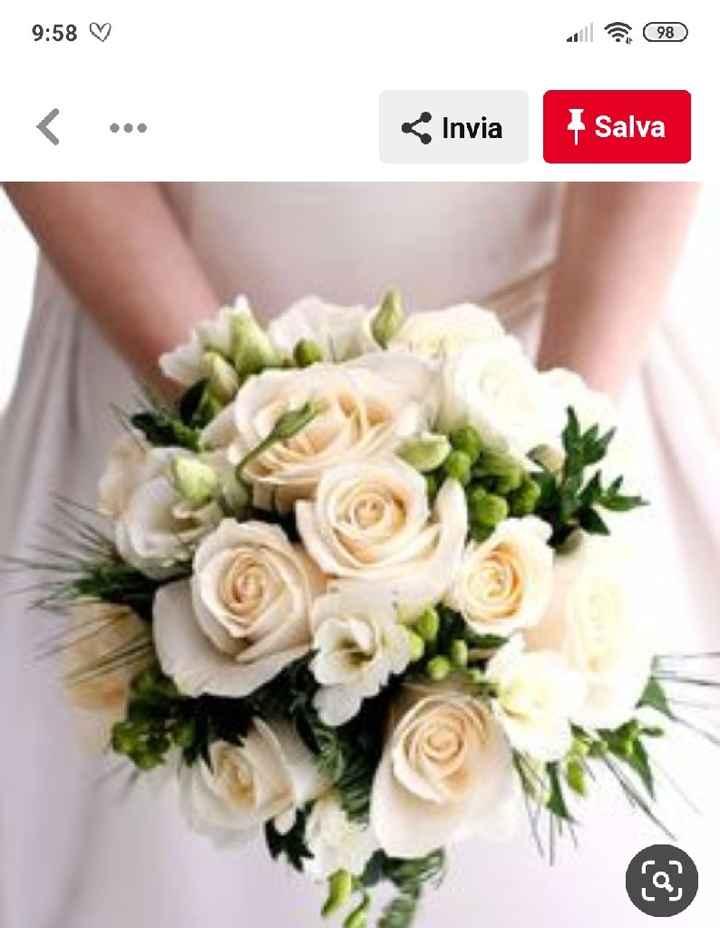 Boquet rose bianche ... Dubbi 😅 - 12