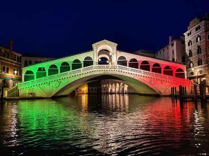 Venezia ❤️🤍💚 !! Spose 2020 - 1