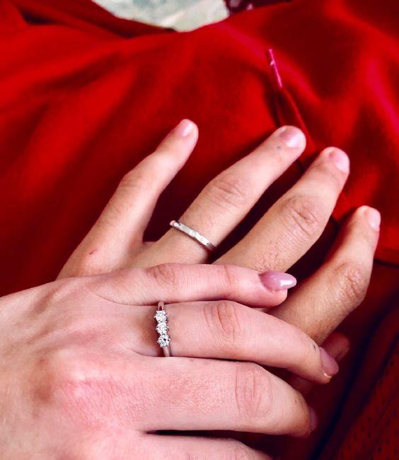 Anelli al rapporto brides 💍 20