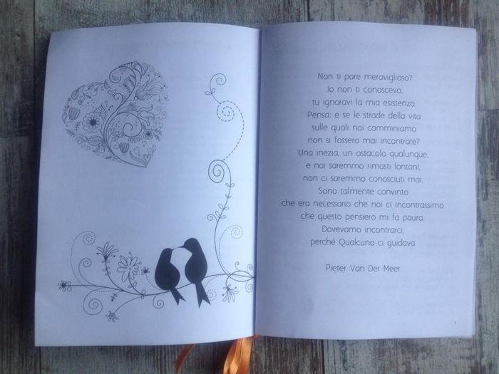 Matrimonio Simbolico Libretto : Fai da me n libretto messa pagina fai da te forum