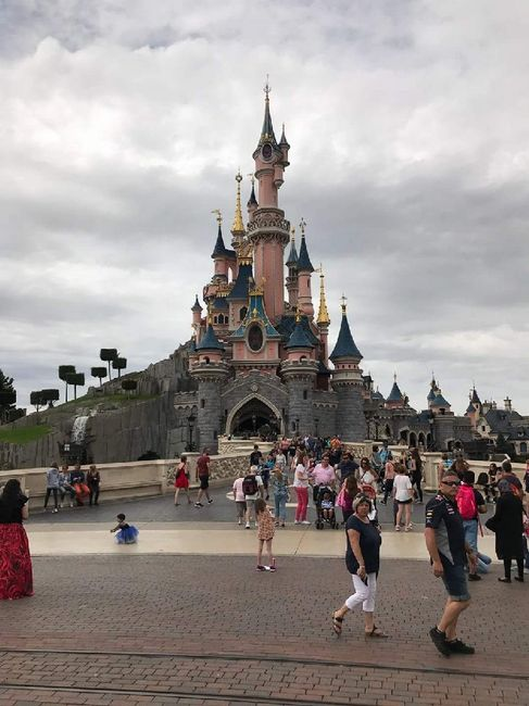 Disneyland paris - 1