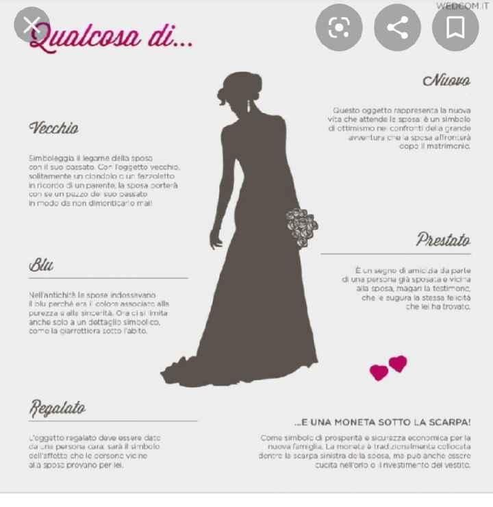 Le 5 cose della Sposa!👰🏻 - 1