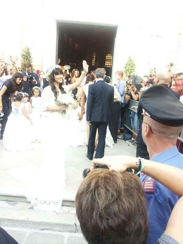 Elisa sposa