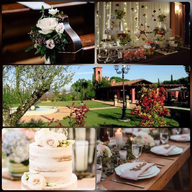 Collage wedding - 1