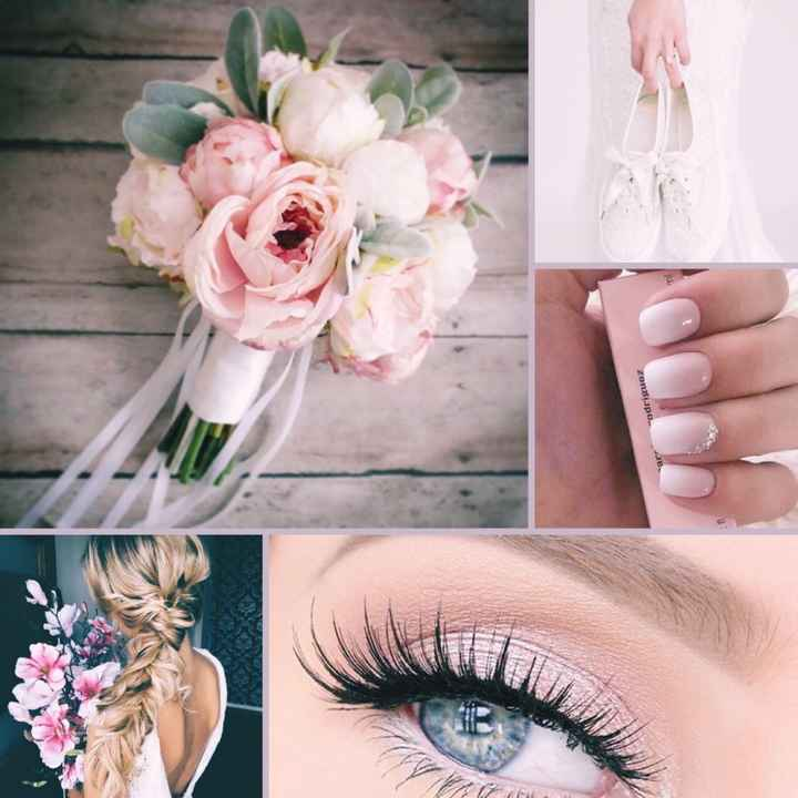 Collage Look Sposa ✨ - 1
