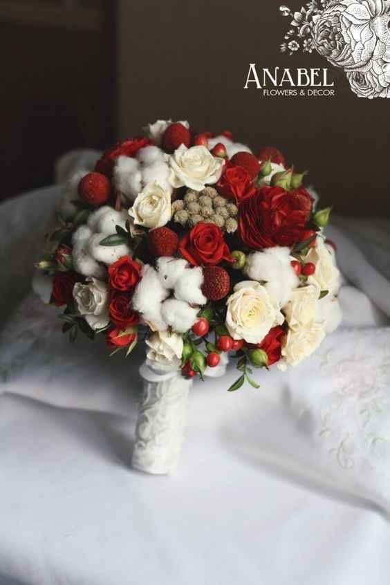 Bouquet natalizio 🎄 confido in voi colleghe 😎 - 1