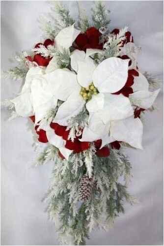 Bouquet natalizio 🎄 confido in voi colleghe 😎 - 3