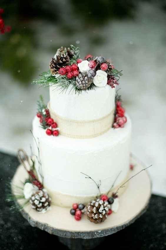 Matrimonio natalizio 🎄 - 6