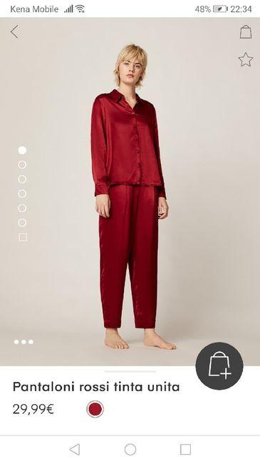 Vestaglia o pigiama? 1