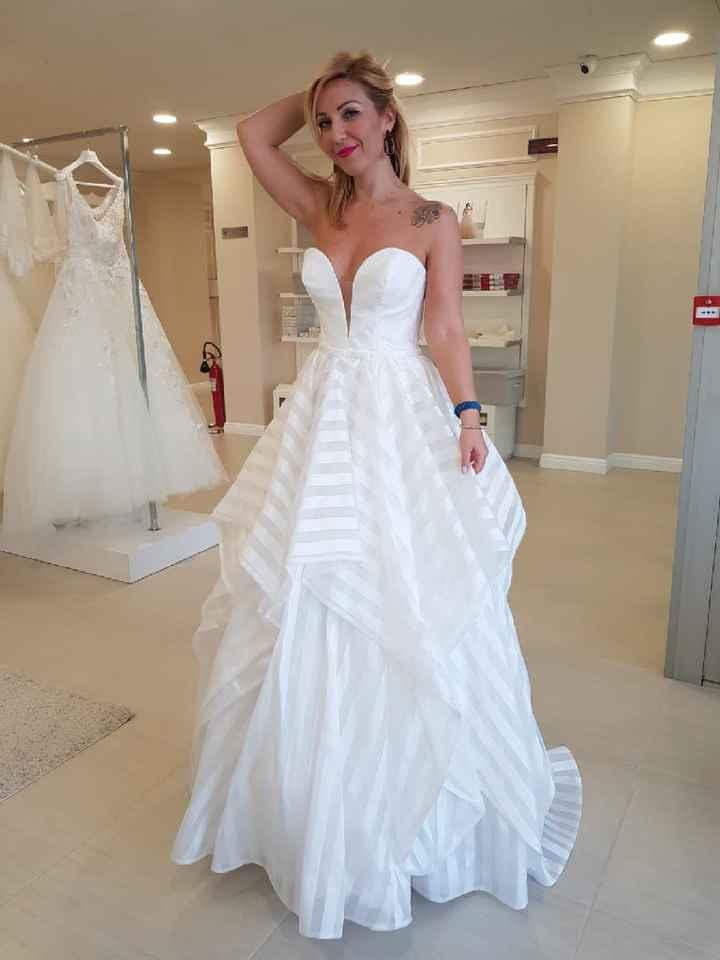 Vota il tuo look sposa - 1