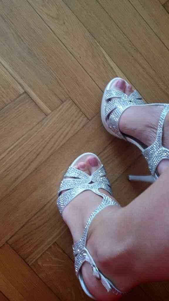 Scarpe da sposa...glitterate!!! - 1